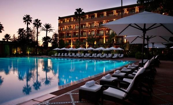 Самые лучшие отели мира - La Mamounia Marrakech 22 (600x367, 67Kb)