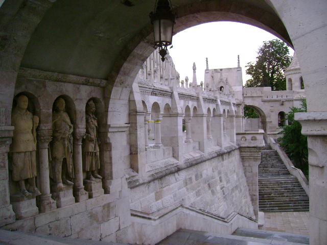 Рыбацкий бастион - Будапешт 97966