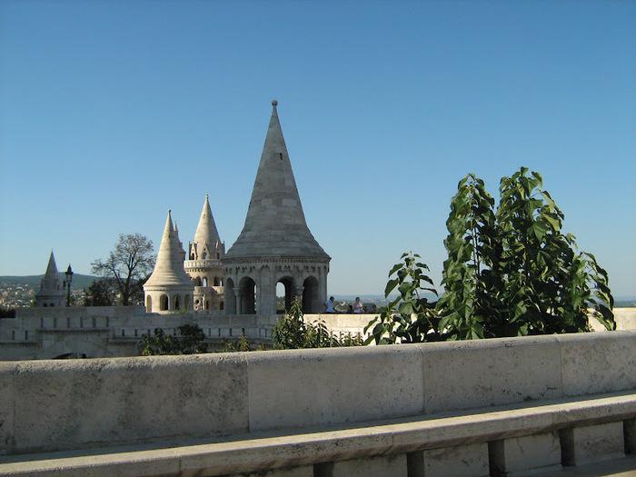Рыбацкий бастион - Будапешт 47725