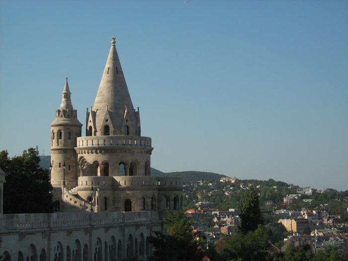 Рыбацкий бастион - Будапешт 52707