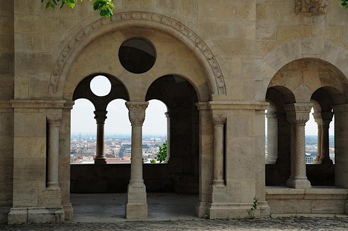 Рыбацкий бастион - Будапешт 10089