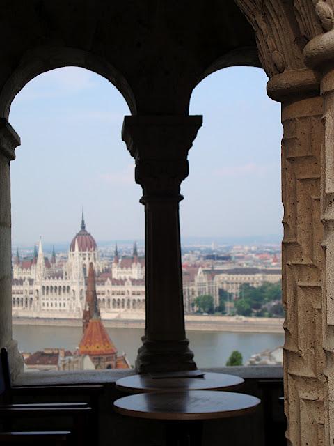 Рыбацкий бастион - Будапешт 12043
