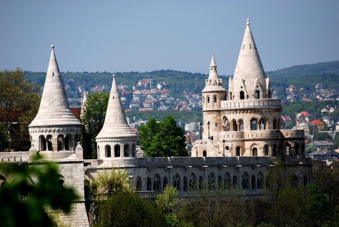 Рыбацкий бастион - Будапешт 20835