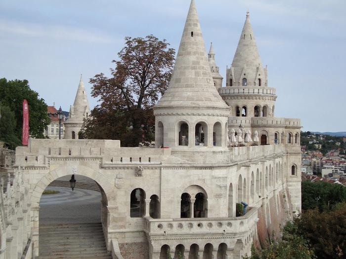 Рыбацкий бастион - Будапешт 67328