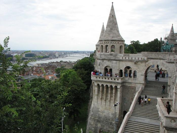 Рыбацкий бастион - Будапешт 71723