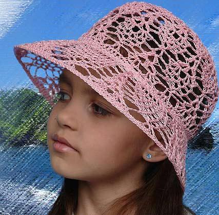 Со шляпкой для девочки 7 лет
