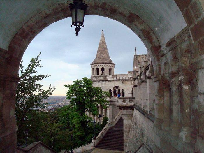 Рыбацкий бастион - Будапешт 96626