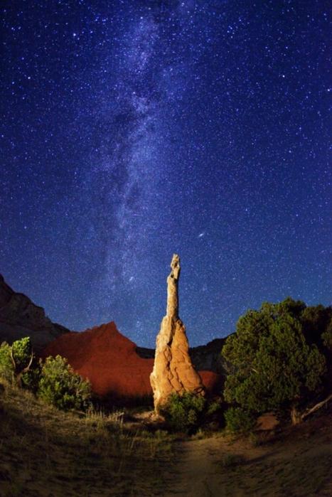 Как фотографировать ночное небо - полезные советы и примеры 24 (467x700, 387Kb)