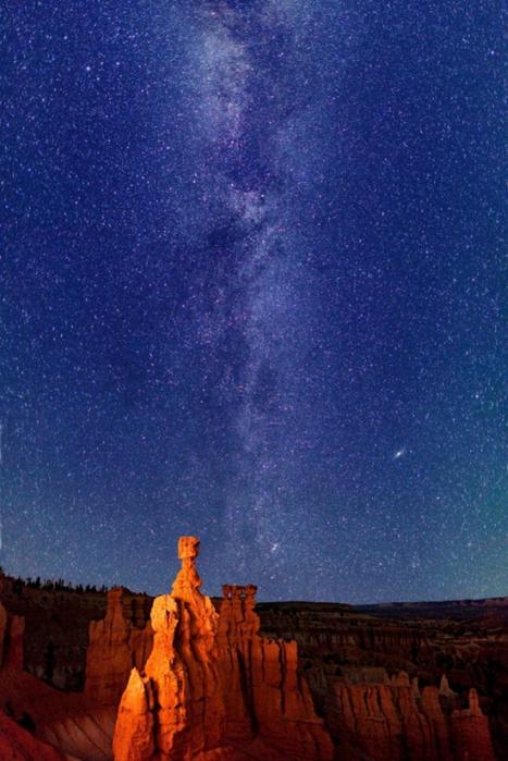 Как фотографировать ночное небо - полезные советы и примеры 49 (467x700, 391Kb)