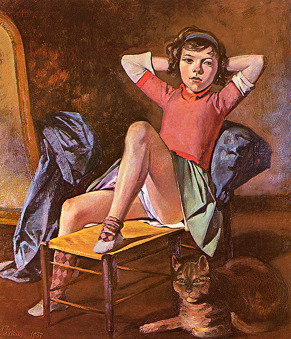 bs-ahp- Balthus- Girl And Cat (570x663, 422Kb)