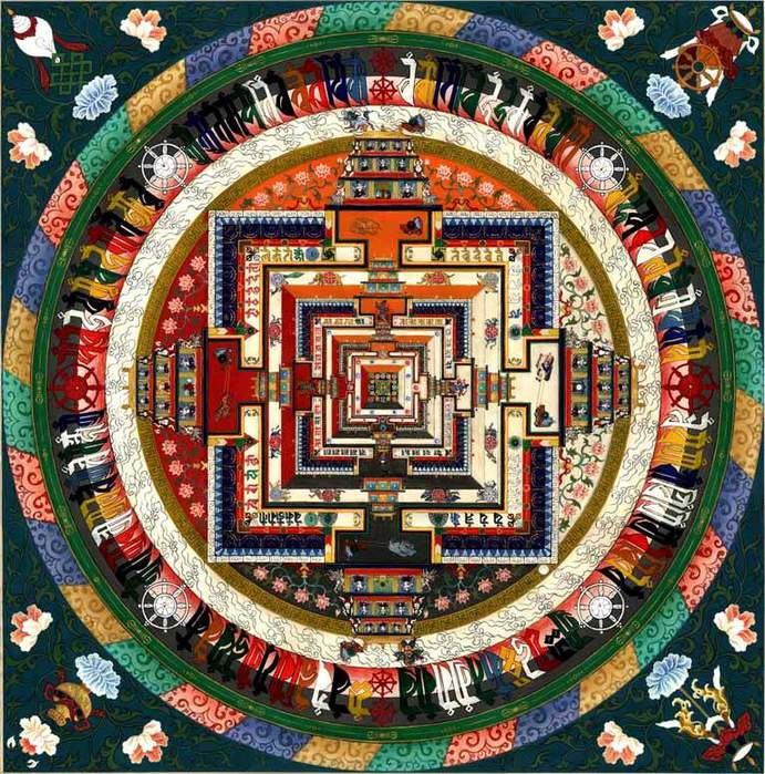 Mandala kalachakra mandala (691x700, 133Kb)