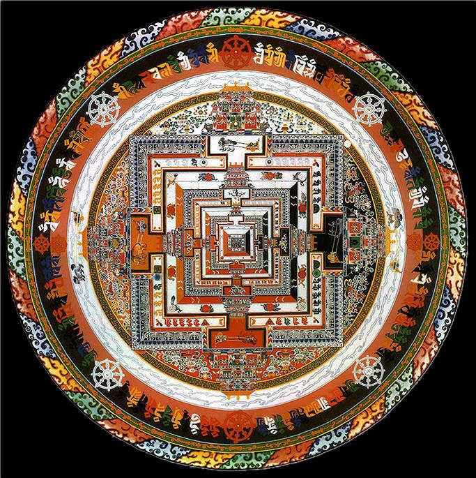 Mandala Kalachakra (683x685, 310Kb)
