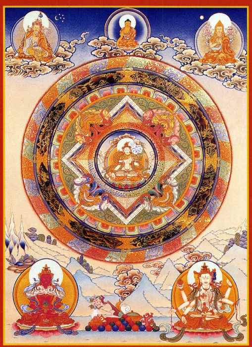 mandala whitetaramandala (509x700, 415Kb)