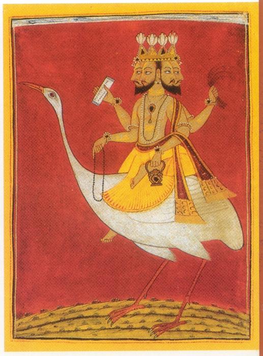 Min - Brahma a cavallo di Hamsa (517x700, 345Kb)