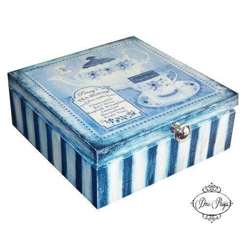 herbatnica niebieskie paski filiżanki (500x500, 43Kb)
