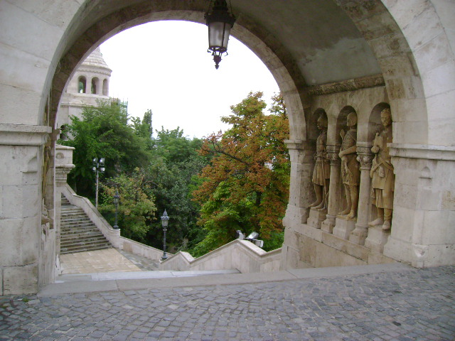 Рыбацкий бастион - Будапешт 22461