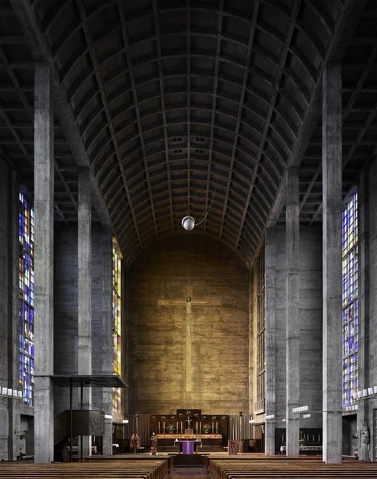 Современная храмовая архитектура 3 (551x700, 352Kb)