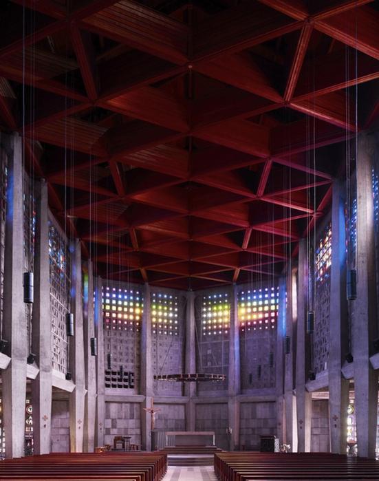 Современная храмовая архитектура 5 (551x700, 416Kb)
