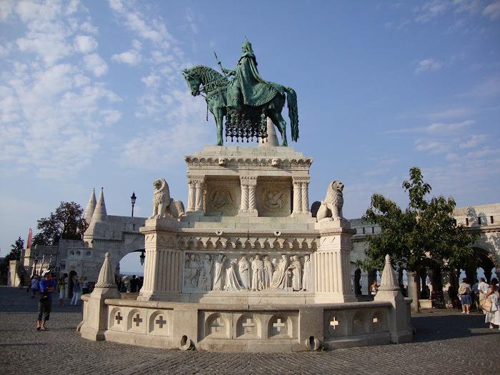 Рыбацкий бастион - Будапешт 11233