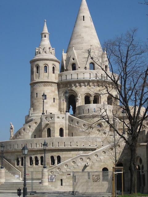 Рыбацкий бастион - Будапешт 93632