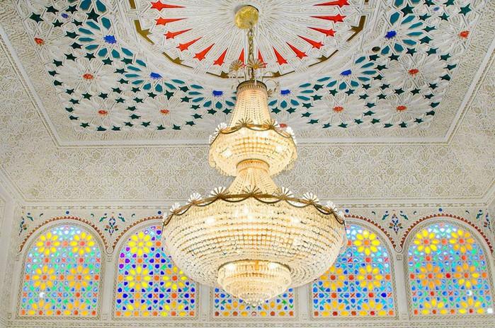 Роскошный арабский стиль в пентхаусе из Майами 1 (700x464, 163Kb)