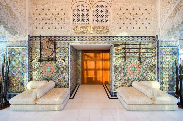 Роскошный арабский стиль в пентхаусе из Майами 7 (700x465, 162Kb)
