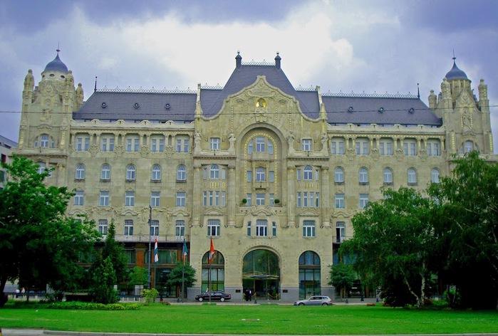 Жемчужинa Дуная - Будапешт часть 5 12847