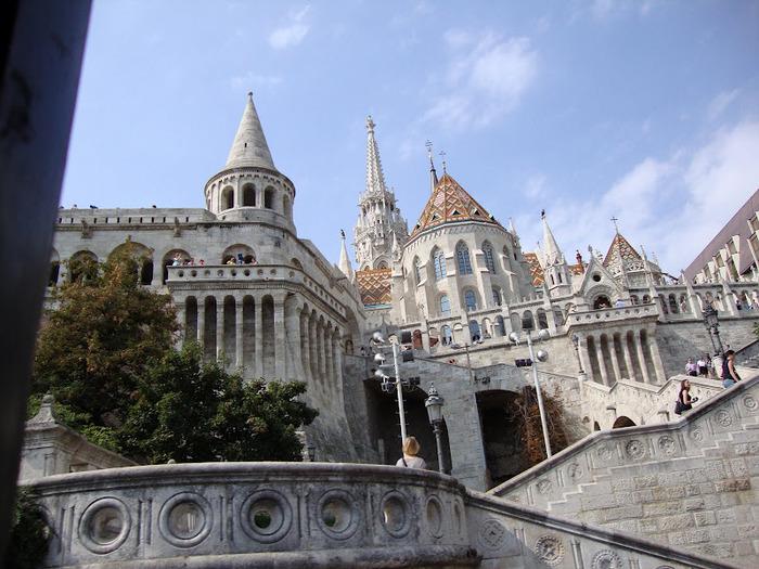 Рыбацкий бастион - Будапешт 92912