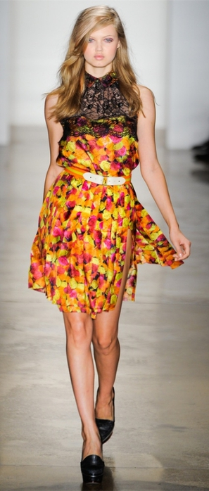 Peter Som Spring Summer 2012 (297x700, 146Kb)