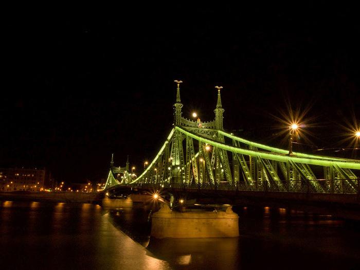 Ночной Будапешт 34515