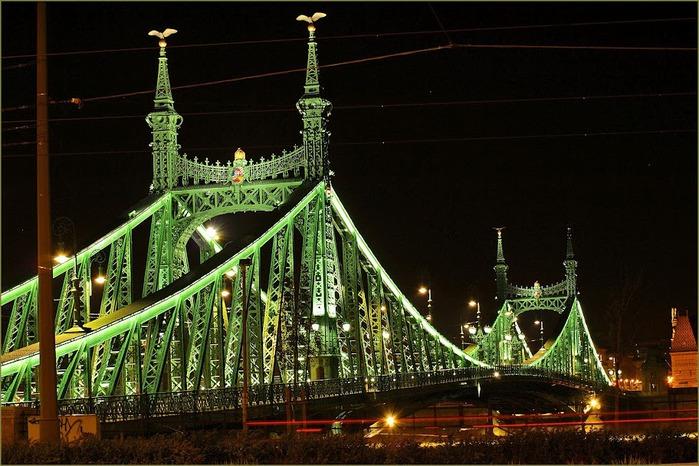 Ночной Будапешт 75541