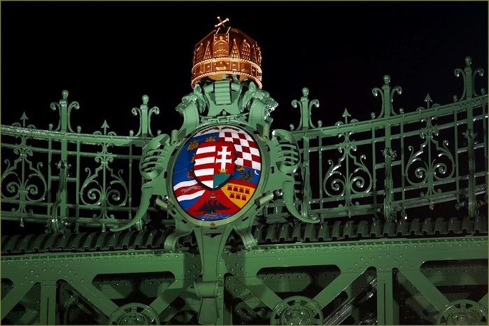 Ночной Будапешт 55948