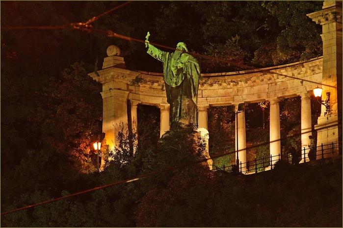 Ночной Будапешт 35556