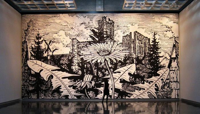 Paul_Morrison_floral_murals_1 (700x399, 134Kb)