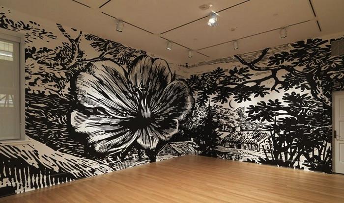 Paul_Morrison_floral_murals_3 (700x414, 122Kb)