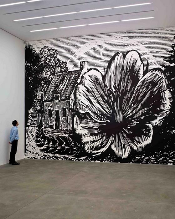 Paul_Morrison_floral_murals_5 (559x700, 133Kb)