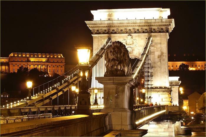 Ночной Будапешт 88745