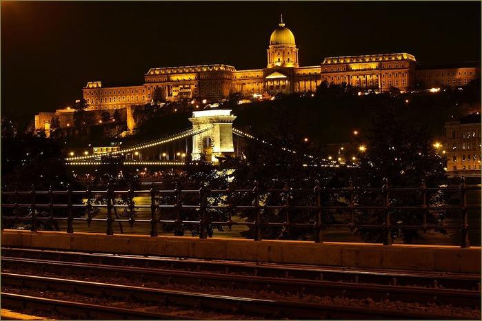 Ночной Будапешт 56703