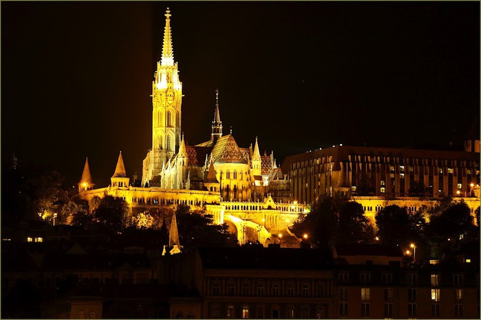 Ночной Будапешт 88398