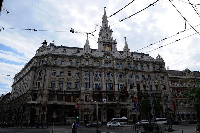 Жемчужинa Дуная - Будапешт часть 5 82661