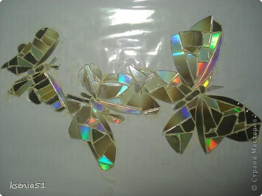 Поделки дисков своими руками фото