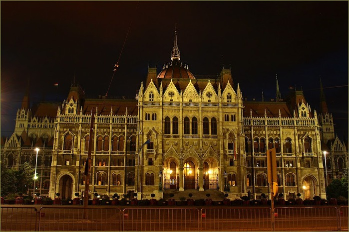 Ночной Будапешт 59277