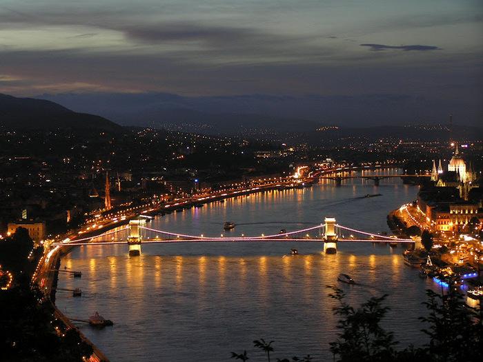 Ночной Будапешт 53105