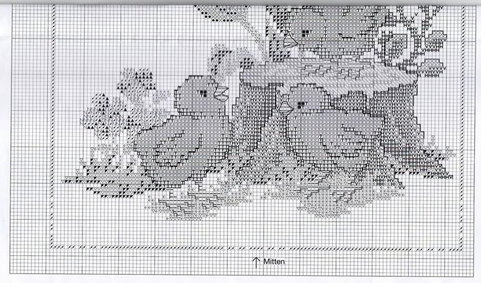 Пасхальная салфетка (3) (700x411, 274Kb)