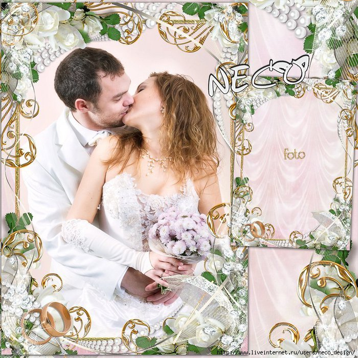 1332586381_Wedding_frame__Be_always_with_me_by_Neco (700x700, 387Kb)
