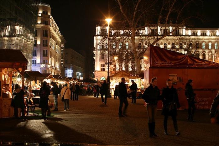 Ночной Будапешт 84129