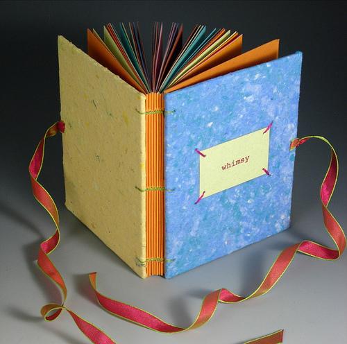 Дизайн своими руками книжки