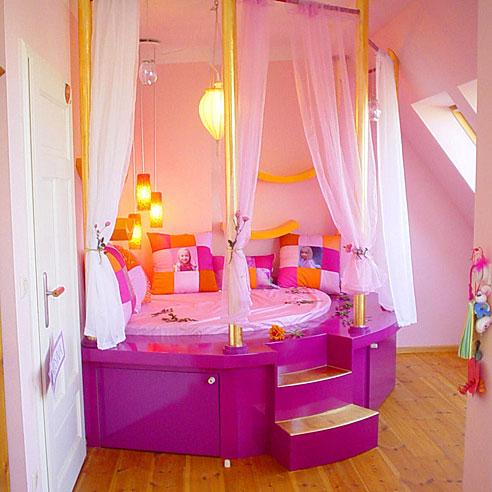 Фото красивых комнат для девочек