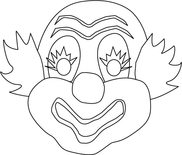 Шаблоны масок для детских праздников. Обсуждение на LiveInternet ...