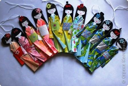 Куклы, Мастер-класс Моделирование: Как сделать бумажную японскую куколку  Бумага. Фото 1/3576489_p1010074_0 (448x300, 50Kb)